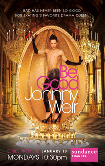 be good johnny weir tv show on sundance channel